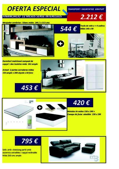 Ofertas: Productos y servicios de Mobles Pladevall