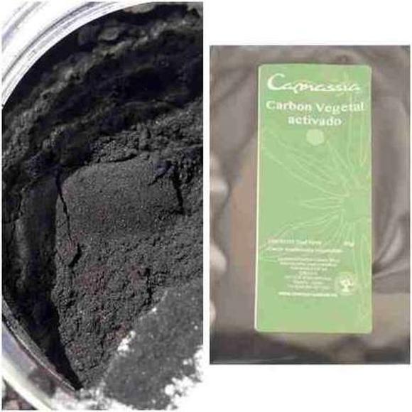 Carbón vegetal de bambú: Terapias y actividades de Kumara Centro Holístico