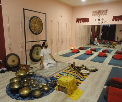 Próximamente: Yoga Kundalini