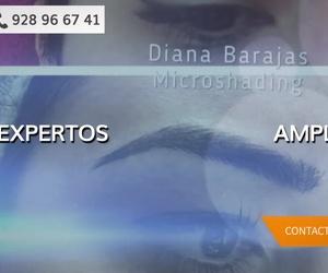 Micropigmentación de labios y cejas en Las Palmas de Gran Canaria: Centro de Estética y Peluquería Diana Barajas
