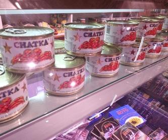 Vinos: Tienda de delicatessen de Delicatessen López Oleaga