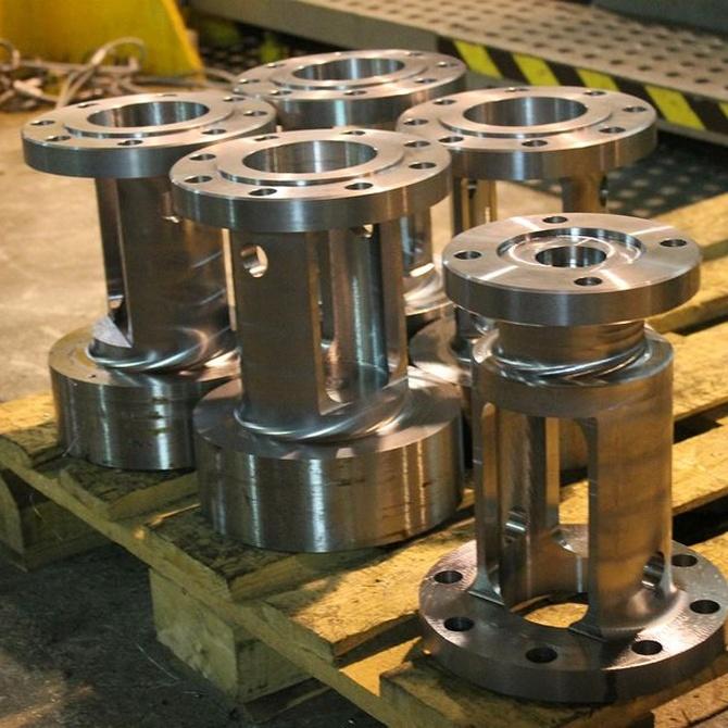 La recuperación de las piezas de mecanizado