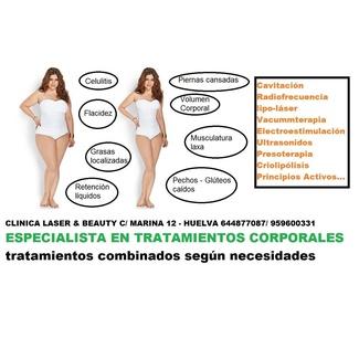 Especialista en tratamientos corporales