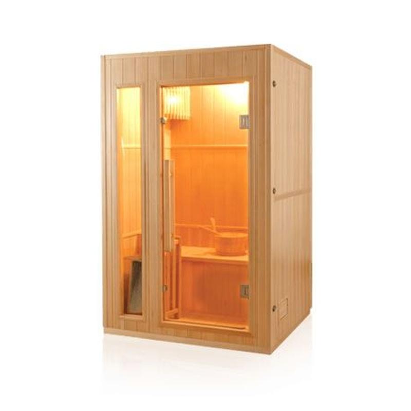 Sauna 2 personas