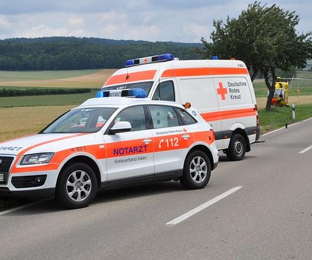 ¿De qué elementos compone una ambulancia?