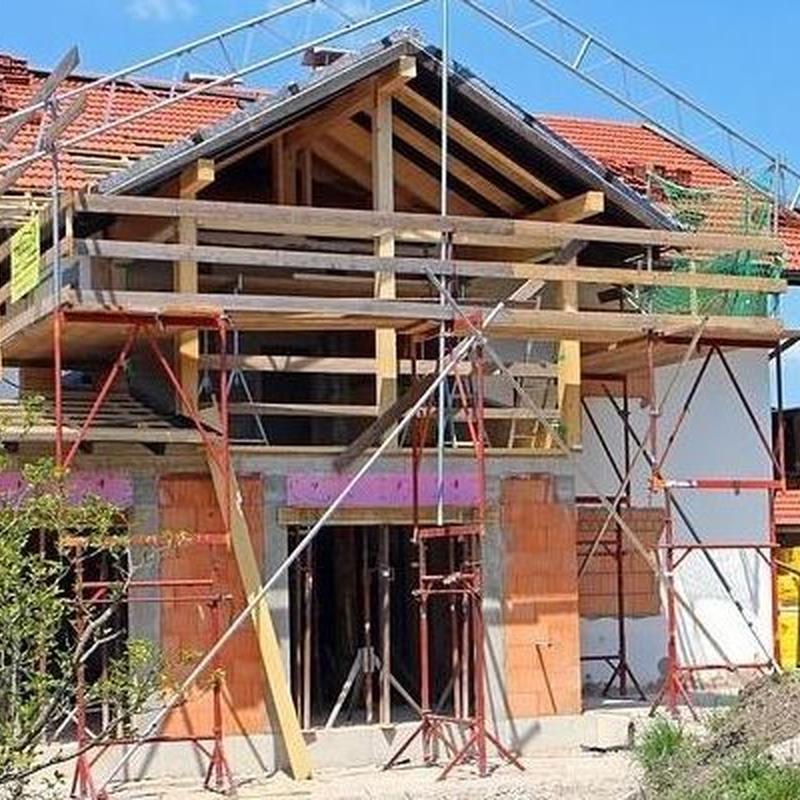 Construcción de chaléts: Servicios de Grupo Bederna