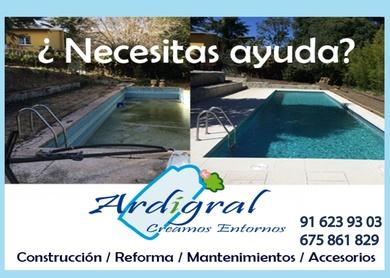 ¿Necesitas ayuda con tu piscina?