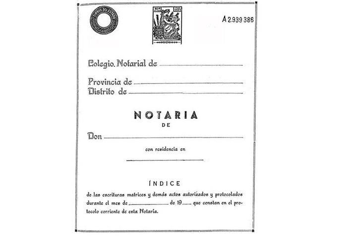 Poder Notarial: Servicios de Notaría de Castuera