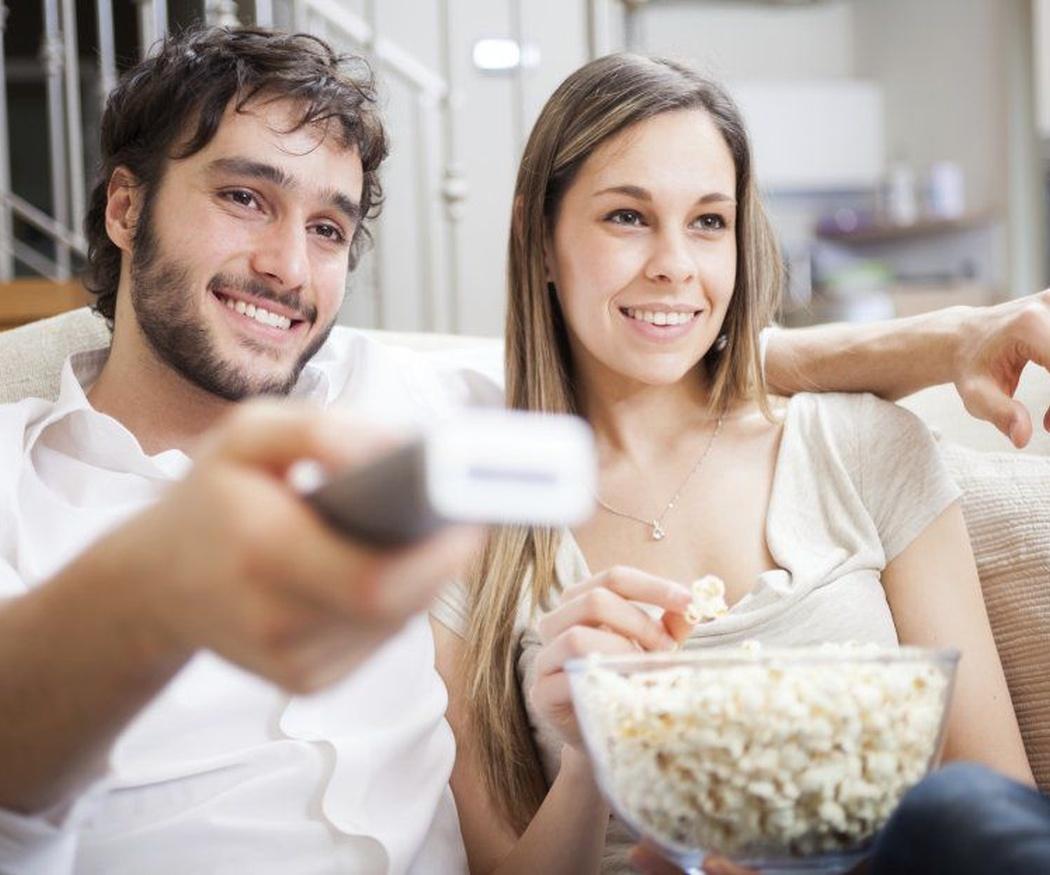 La televisión contra el estrés