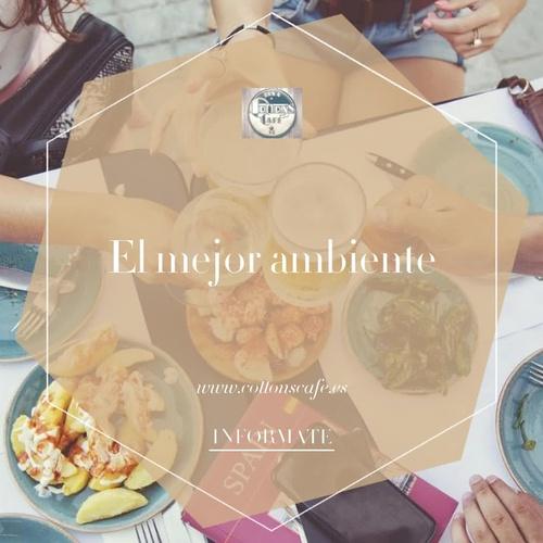 Tapas y raciones Benavente | Cottons Café