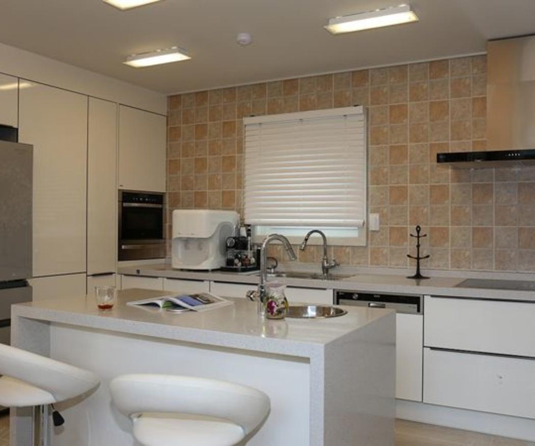 ¿Cómo amueblar una cocina pequeña?