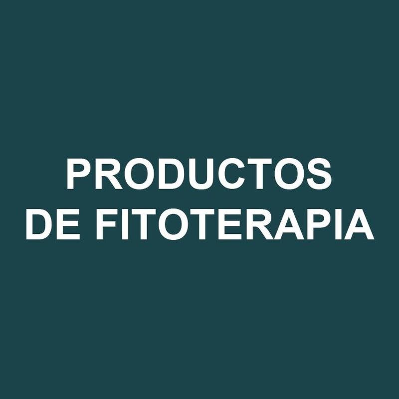 Productos de Fitoterapia: Servicios de Farmacia Fernando VI