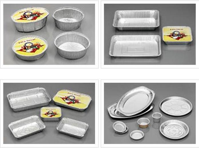 Aluminio: Catálogo de Foilsan, S.L.