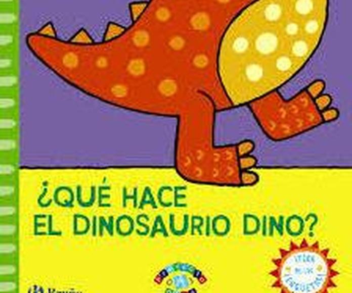 ¿Qué hace el dinosaurio Dino?