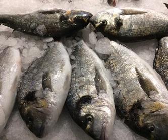 Pescados: Servicios de Pescadería Susomar
