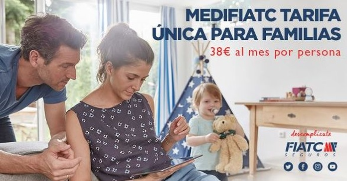 Seguros Salud MEDIFIATC - Campaña Salud