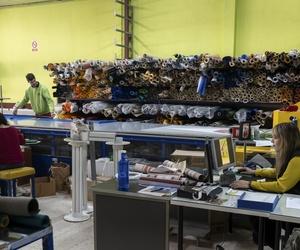 Zona fábrica Toldos Alcántara