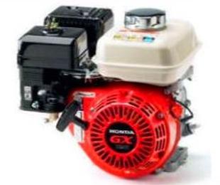 MOTOR HONDA GX-270  270 CC RPM 9 HP EJE 25 MM CILINDRICO Cód. V-MOTOR-10