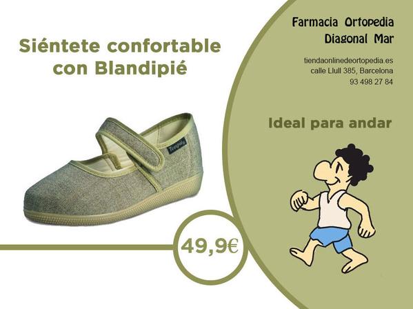 Zapatos Blandipié Barcelona
