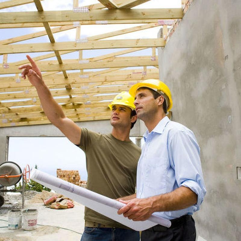 Obras de nueva construcción: Servicios de Pintores Artedec