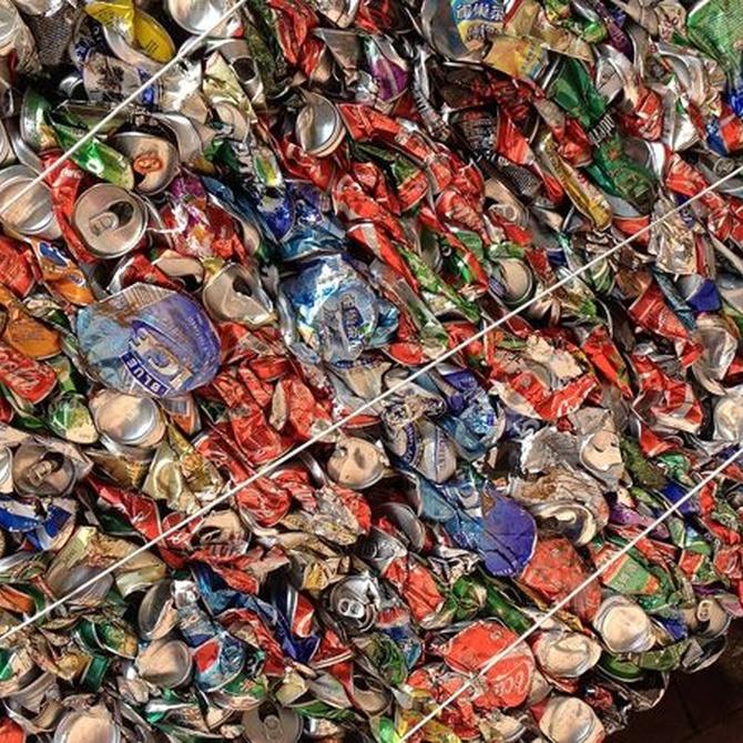 50 años reciclando metal