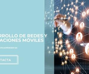 Diseño de aplicaciones móviles en Castellón | Opengest