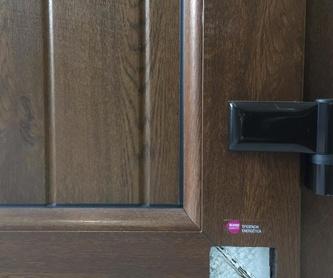Puerta osciloparalela: Servicios de Ventanas Arsan