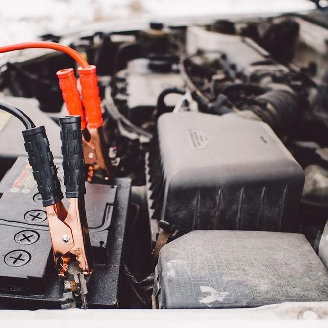 ¿Cuándo cambiar la batería de un vehículo?