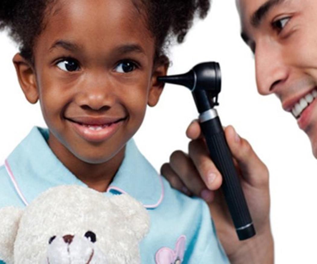 La otorrinolaringología pediátrica
