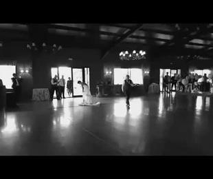Baile para novios personalizados