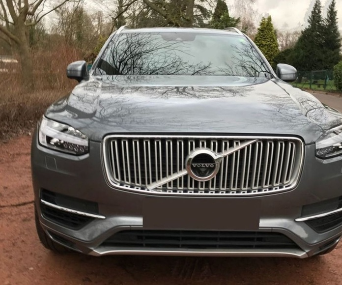 Volvo XC90 407cv hibrido enchufable: Venta de vehículos de Luxury Cars DG