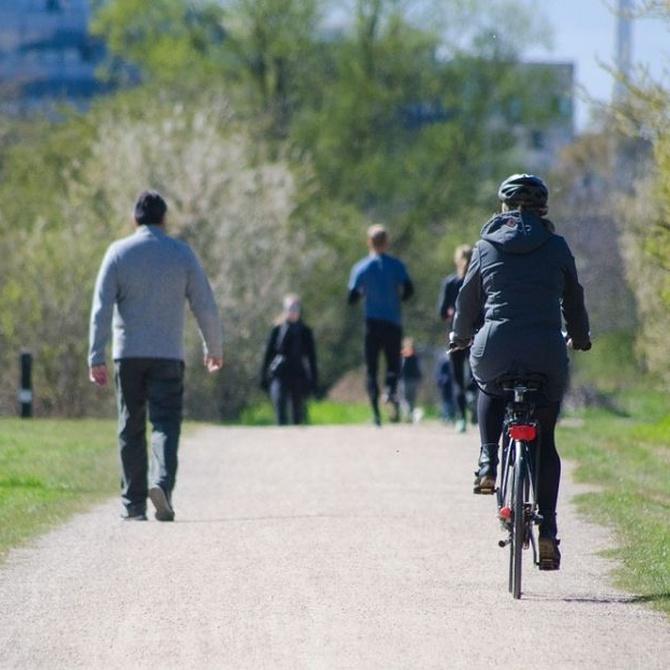 Las bicis son para cualquier época del año