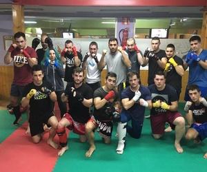 Artes marciales y deportes de contacto