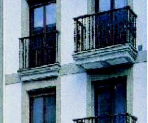 Puertas de herrería en Donosti | Talleres Etura