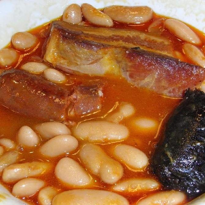 Lo mejor de la cocina asturiana, en Madrid
