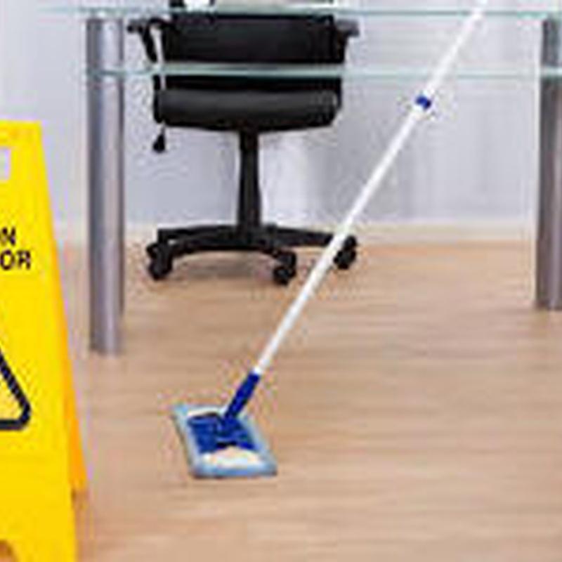 Limpieza de colegios e institutos