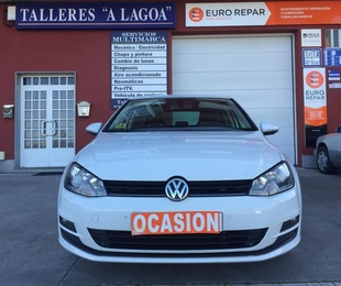 VOLKSWAGEN GOLF ADVANCE 1.6TDI 105CV BMT DSG