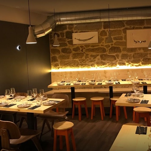 Donde cenar Pontevedra