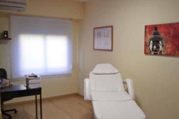 Centro con masajes terapéuticos en Castellón