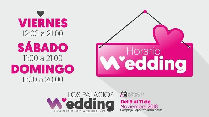 Los Palacios Wedding Evento Nupcial