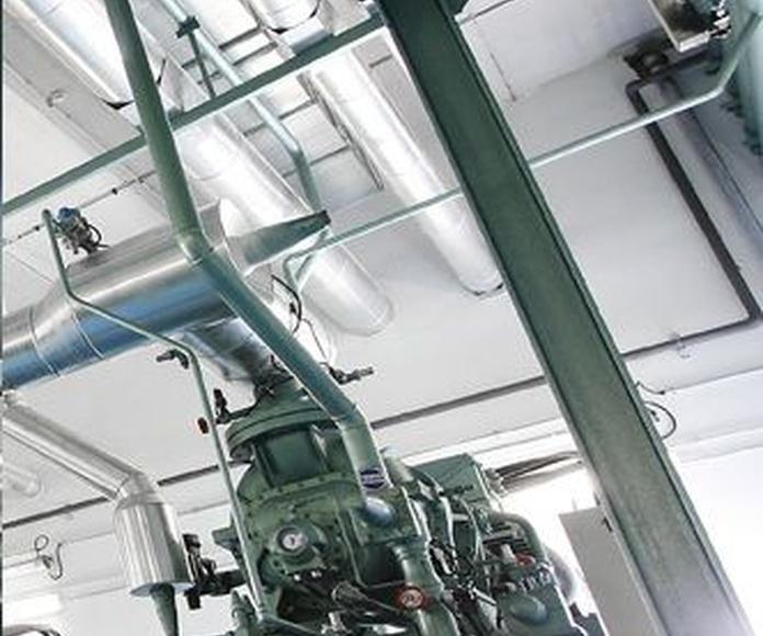 Frío Industrial Zafrio