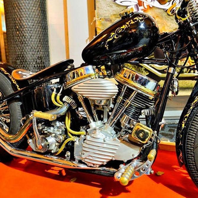 Los orígenes de la Harley Davidson