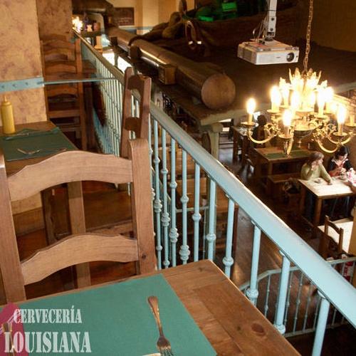 Comida Tex-Mex en Pamplona / Iruña | Cervecería Louisiana