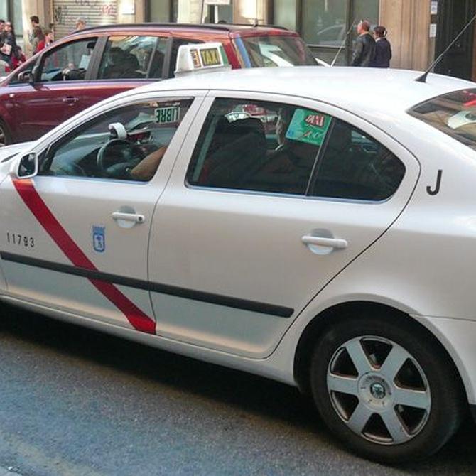 El coste de mantener un taxi