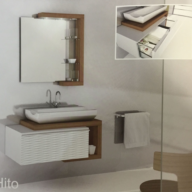 Conjunto de baño Hito: Catalogo de Cahema Hogar