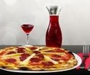 Platos combinados, pizzas y ensaladas