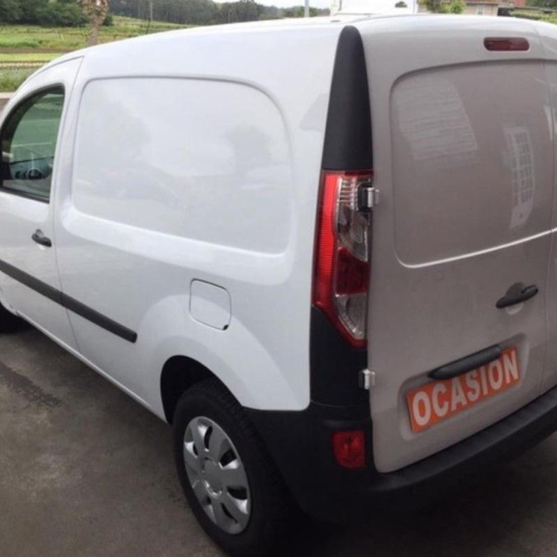 Renault Kangoo 1.5DCI 90CV:  de Ocasión A Lagoa