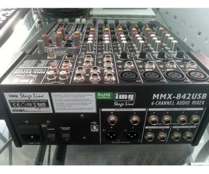 Asistencia técnica en sonido e iluminación en Tenerife
