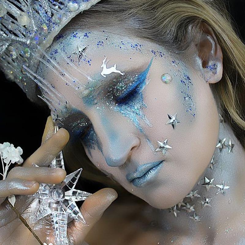 Maquillaje de fantasía: Nuestros Cursos de Brush Up Escuela
