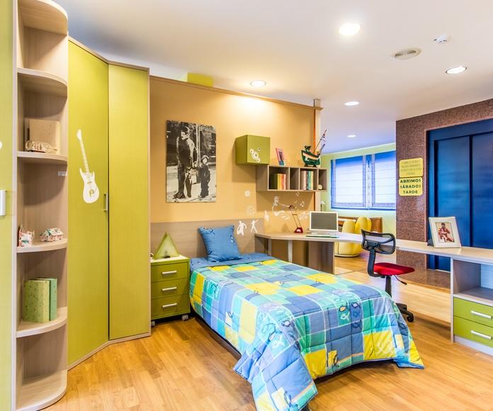 Muebles juveniles: Servicios de Muebles Vilu